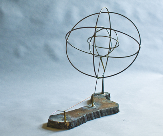 Brazed steel and monel. 19 X 24 X 16 in.
